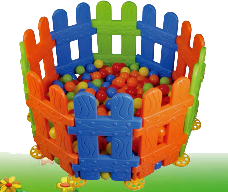 playpen and creche toys