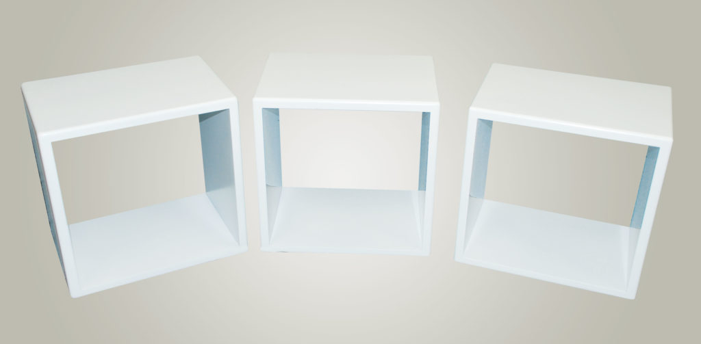 wall units cubes