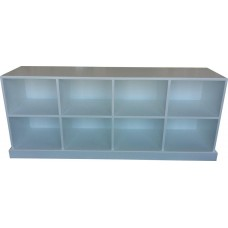 pegeon holes shelving for sale