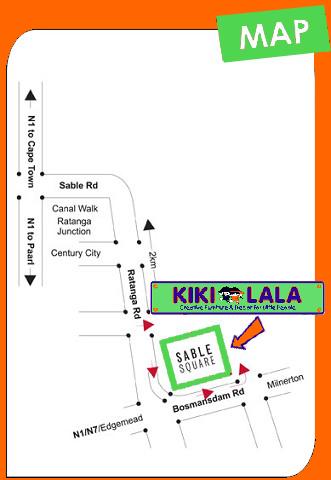 Location - Kiki Lala